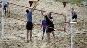 Grand Prix w siatkówce plażowej: rozgrywki powoli zmierzają ku końcowi [ZDJĘCIA]