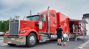 Ciężarówka Fundacji ORLEN i PKN ORLEN pełna atrakcji - w Giżycku 15 lipca