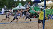Polska stolica sportów plażowych zaprasza w weekend na turniej ręcznej plażówki