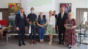 Wolontariusze z powiatu ostródzkiego nagrodzeni