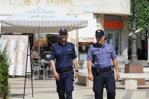 st. sierż. Patryk Pełszyk na służbie w Chorwacji