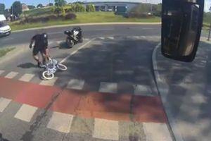 Będzie proces w sprawie motocyklisty, który potrącił dziewczynkę