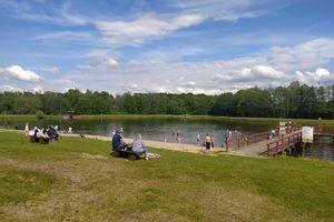 Pasłęckie kąpielisko atrakcją nie tylko dla pasłęczan
