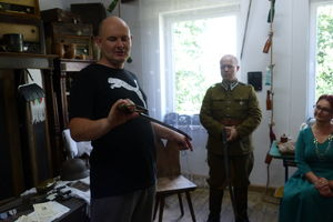 Szabla generała Waraksiewicza