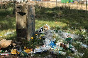 Fotopułapki i większe kary za wyrzucanie śmieci do lasów
