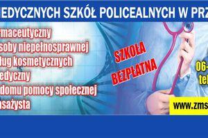 Kształć się bezpłatnie w Zespole Medycznych Szkół Policealnych w Przasnyszu