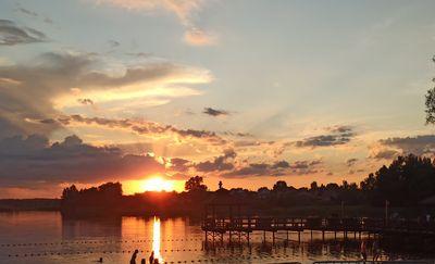 FotoWakacje 2020: jezioro Domowe