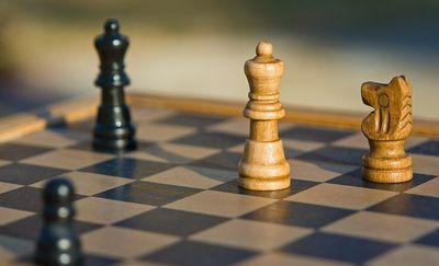 Piątkowe wyzwanie szachowe