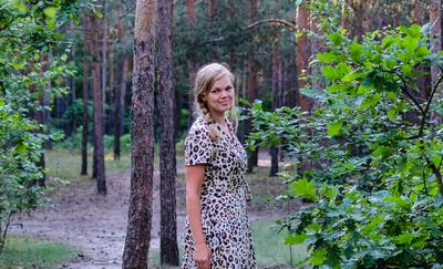 Lidia Sternik-Stempkowska: Gdy jestem w Olsztynie, wdycham witaminy [ROZMOWA]