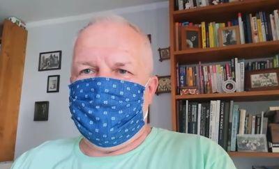 Maska pokazuje prawdziwą twarz
