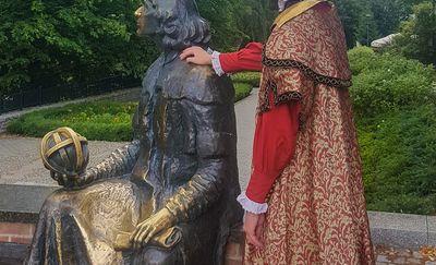 Spotkaj Kopernika na Starym Mieście w Olsztynie!