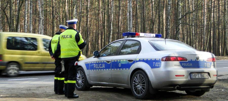 Policjanci wyeliminowali z ruchu pięciu pijanych kierowców