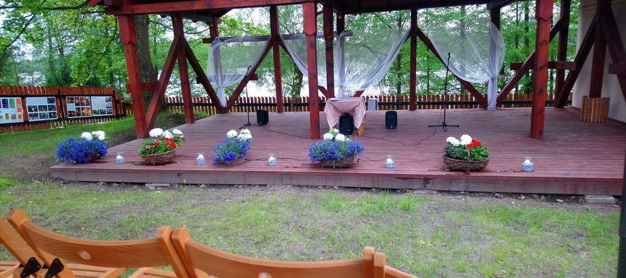 Na plenerowej scenie w Ogródku wystąpią laureaci XVI Ogólnopolskiego Konkursu Poetyckiego im. Michała Kajki