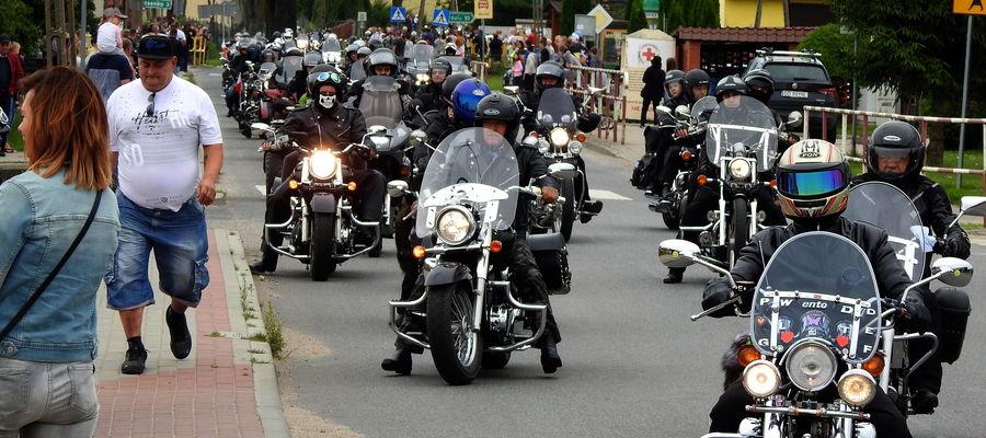 Zlot u Mrocznych Wilków z wystawą motocykli i wielkim grillowaniem