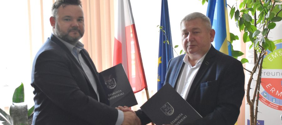 Umowa na I etap remontu drogi powiatowej Lidzbark Warmiński – Wolnica podpisana