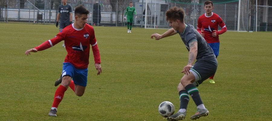 Ostatni raz w Ostródzie piłkarze Sokoła grali sparing z rezerwami gdańskiej Lechii