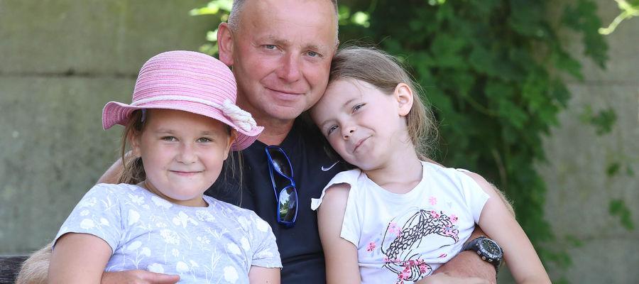Jarosław Cyjak: — Pracowałem za granicą, ale wróciłem, bo żadne pieniądze nie zastąpią rodziny. W Polsce też jest praca