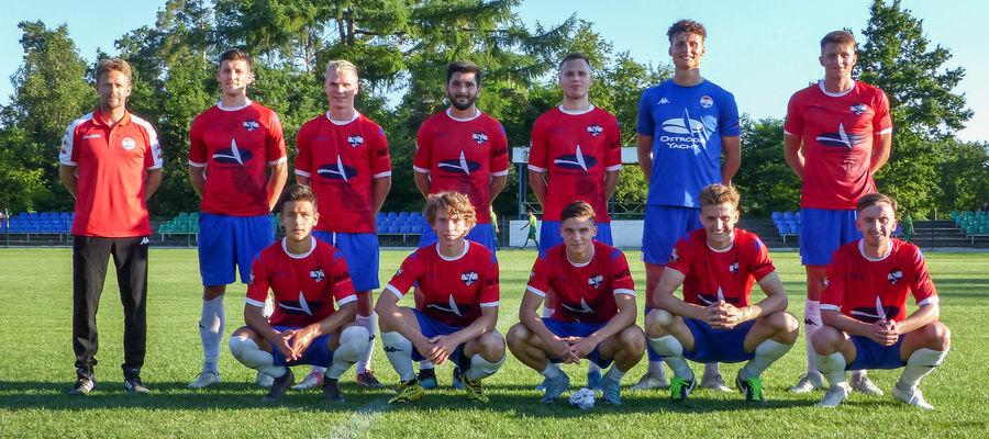 Piłkarze Sokoła spokojnie wywalczyli awans do półfinału Wojewódzkiego Pucharu Polski