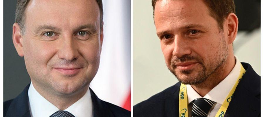 Nowe Miasto wybrało Rafała Trzaskowskiego, Andrzej Duda zdecydowanym wygranym w gminach