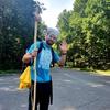 Dawid idzie szlakiem muszli