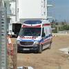Wypadek na budowie nad Iławką. Pracownik trafił do szpitala