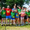 Dwa dni szybkiego biegania - Nocna Dycha i Garbata Piątka