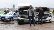 Uwaga kierowcy! Zderzenie trzech pojazdów w Dywitach [ZDJĘCIA]