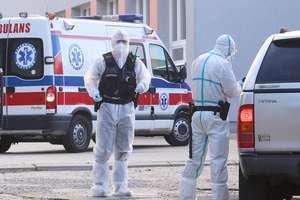 Dwa powiaty w czołówce zakażeń koronawirusem na Warmii i Mazurach. W regionie zmarły kolejne osoby