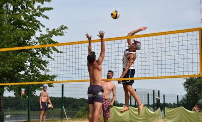 Turniej w siatkę plażową: łącznie 14 drużyn [FOTO]