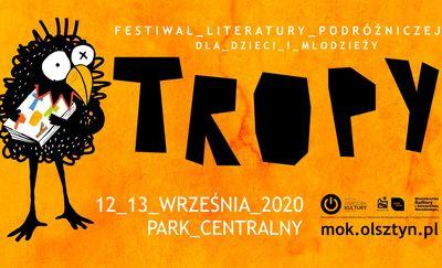 Tropy. Festiwal literatury podróżniczej dla dzieci i młodzieży