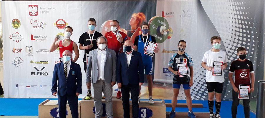 Nikodem Kowalczyk na trzecim miejscu podiumw Zamościu