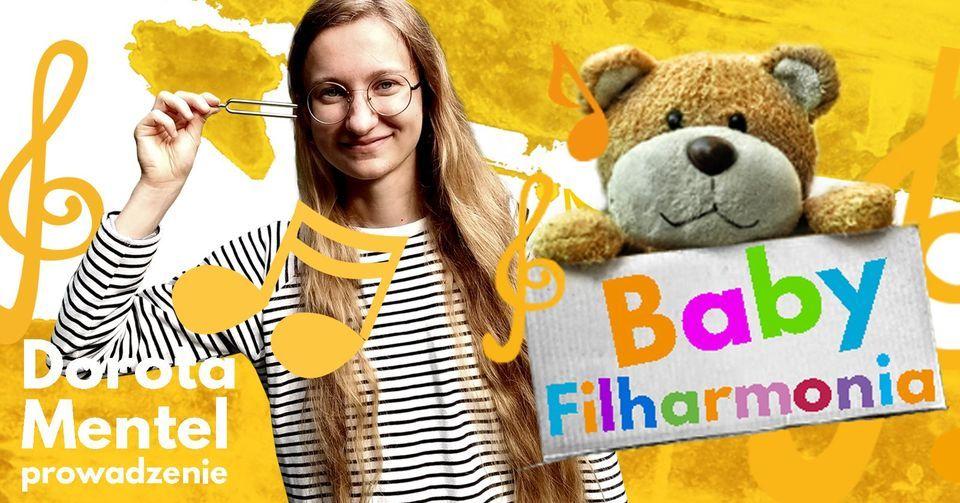 Baby Filharmonia - ruszają spotkania muzyczne dla dzieci  - full image