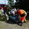 Opiekunka MOPS-u uratowała 73-latka. W jego domu ulatniał się gaz [ZDJĘCIA, VIDEO]