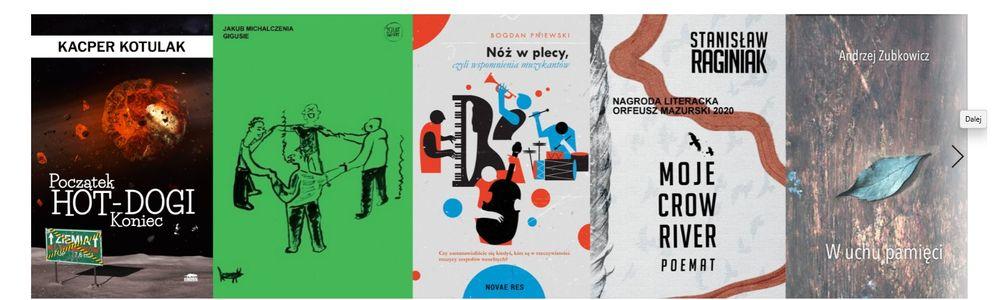 Znamy nominowanych do Literackiej Nagrody Warmii i Mazur. Kto powinien zdobyć Wawrzyn? [GŁOSOWANIE]