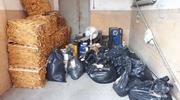 Posiadał prawie 1300 kg liści tytoniu. Straty skarbu państwa? 700 tys. zł
