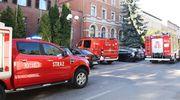 Niebezpieczny ładunek w olsztyńskiej prokuraturze? [ZDJĘCIA]