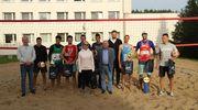 I Turniej Plażowej Piłki Siatkowej Mężczyzn o Puchar Starosty Lidzbarskiego