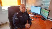 Oficer dyżurny uratował 35-latka, który chciał popełnić samobójstwo
