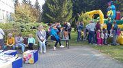 Rodzinny Festyn Europejski w szkole w Kinkajmach