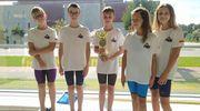Pływacy KS Frog z medalami!