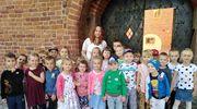 Akademia Przedszkolaka odwiedziła zamek