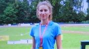 Julia Piędziak zdobyła Brązowy Medal na Mistrzostwach Polski