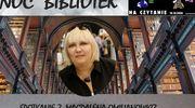 Noc Bibliotek - spotkanie z reporterką Magdaleną Omilianowicz