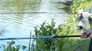 Wędkarz porażony prądem podczas zawodów w Lubawie