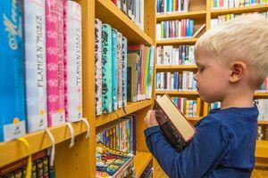 Miłość do czytania jest prezentem na całe życie