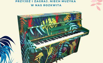 Dźwięki pianina zabrzmią na Zatorzu