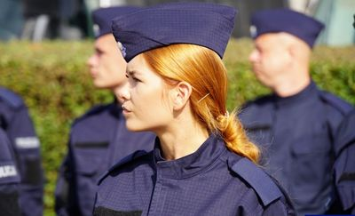 Uroczyste ślubowanie nowych policjantów. Które komendy zasilą?