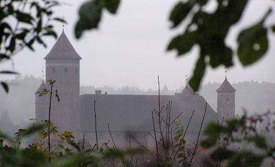 SZLAK ŚWIĘTEJ WARMII: Lidzbark Warmiński - historyczna stolica Warmii.