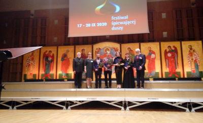 I miejsce dla olsztyńskiego chóru