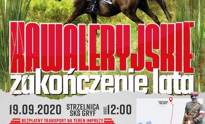 V Rajd Konny Łupaszki w Stadninie Koni wKierzbuniu